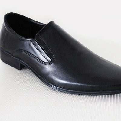 Туфли офицерские кожаные