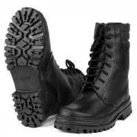 Ботинки высоким берцем Армия хром