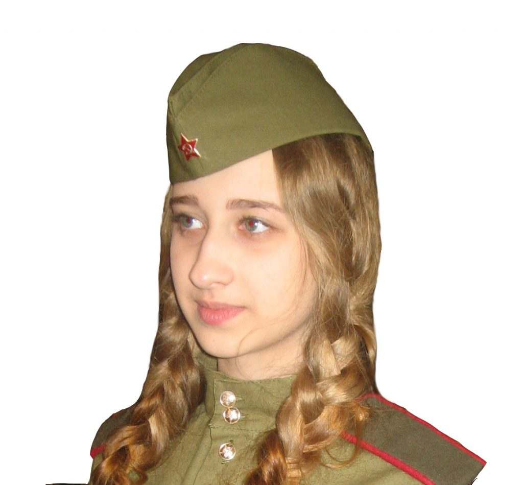 Купить солдатскую пилотку СССР